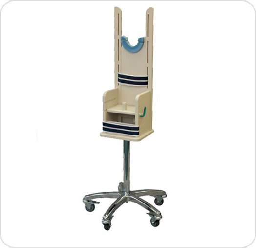 Immobilizer Pediatric Pedia-Poser X-Ray Positoning Chair