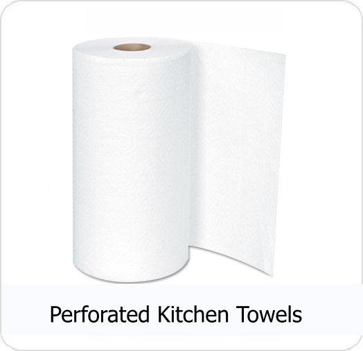 WRS-Perforated Kitchen Towels