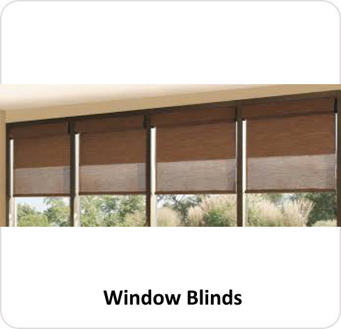 ERE - Window Blinds