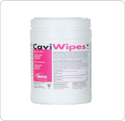 Wipes Surface Disinfectant CaviWipe