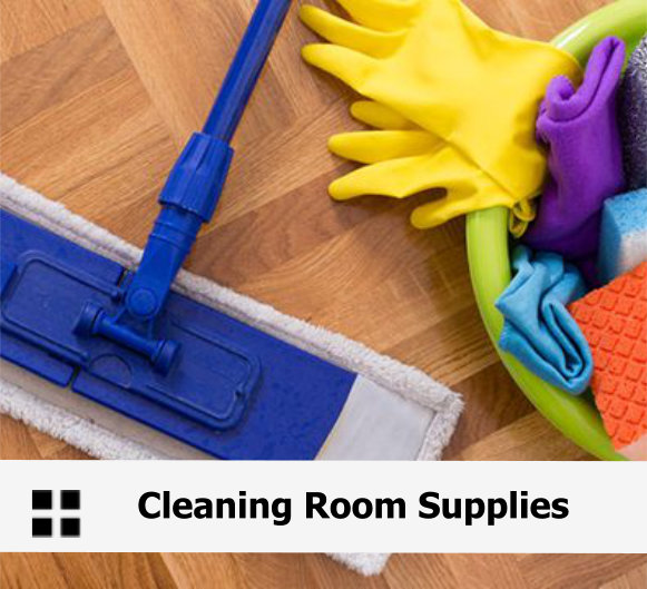 CRS - Cleaning Room Supplies
