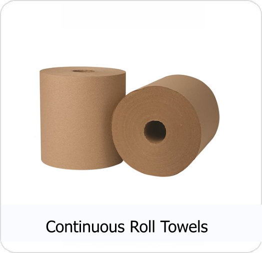 WRS-Continuous Roll Towels