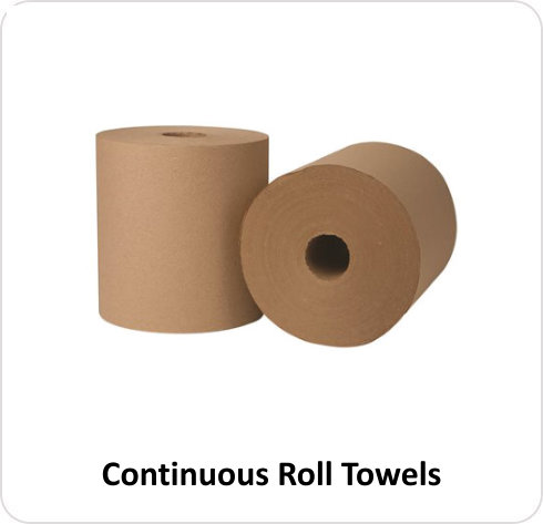 WRS - Continuous Roll Towels