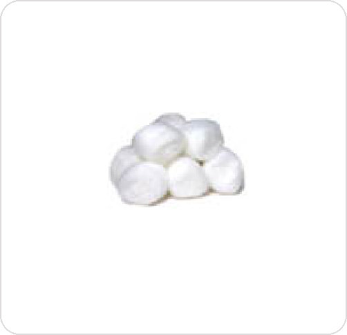 Cotton Ball Economy Medium 0.22G
