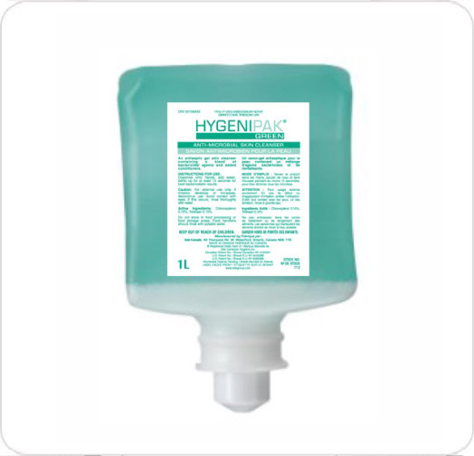 Soap Hygenipak Anti-Microbial 713