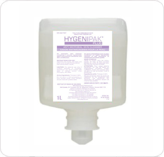 Soap Hygenipak Anti-Microbial 714