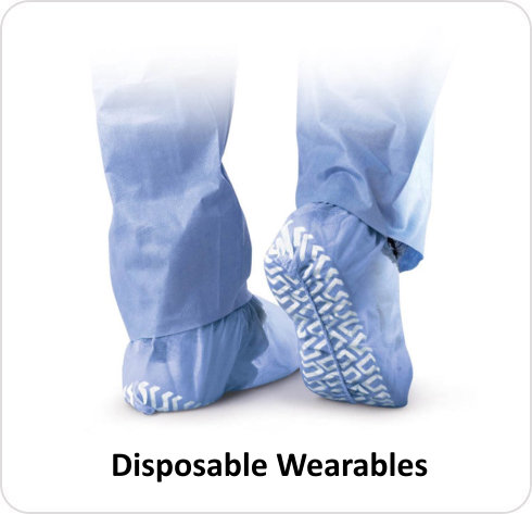 ERD - Disposable Wearables