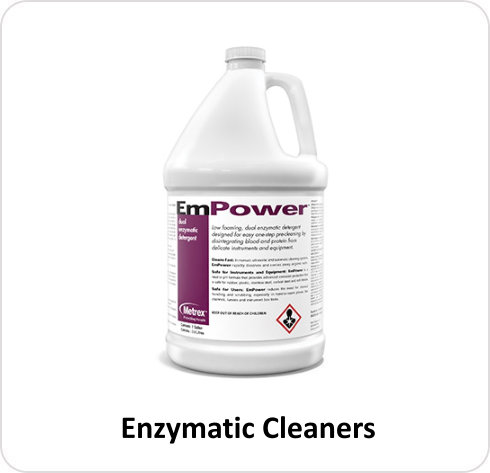 CLN - Enzymatic Cleaners