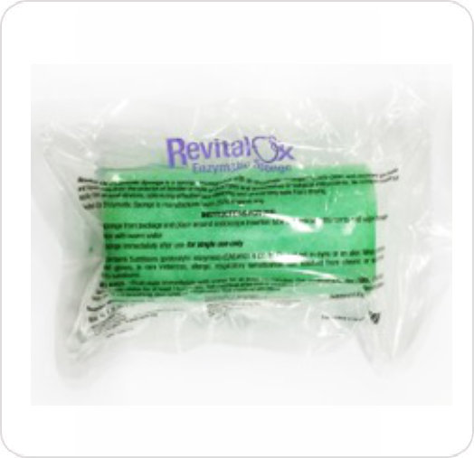 Cleaner Sponge Revital-Ox 2D90QH