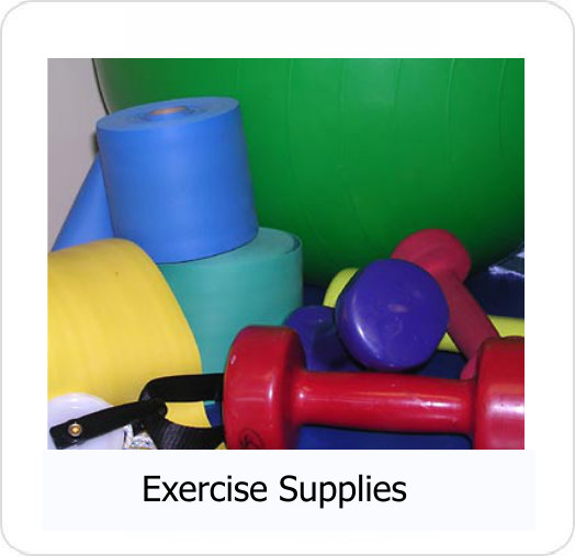 PHY - Exercise Supplies