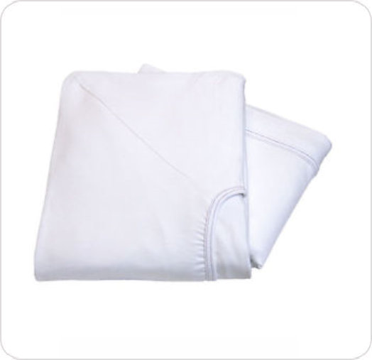Bed Sheet Fitted Twin StretchKnit KNFT9201