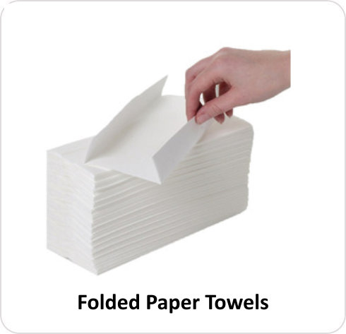WRS - Folded Paper Towels