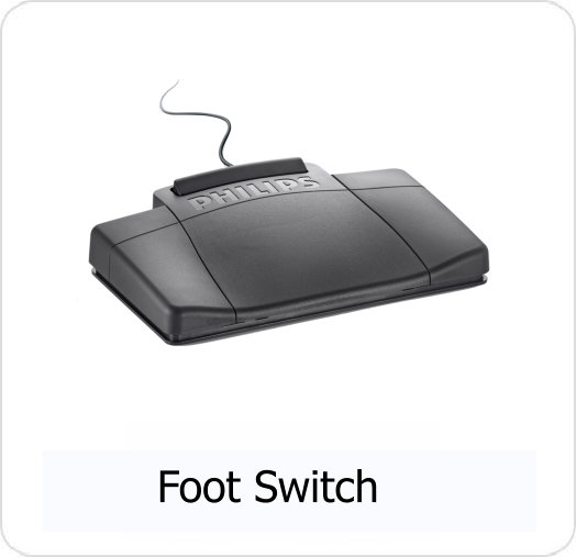 REP - Foot Switch