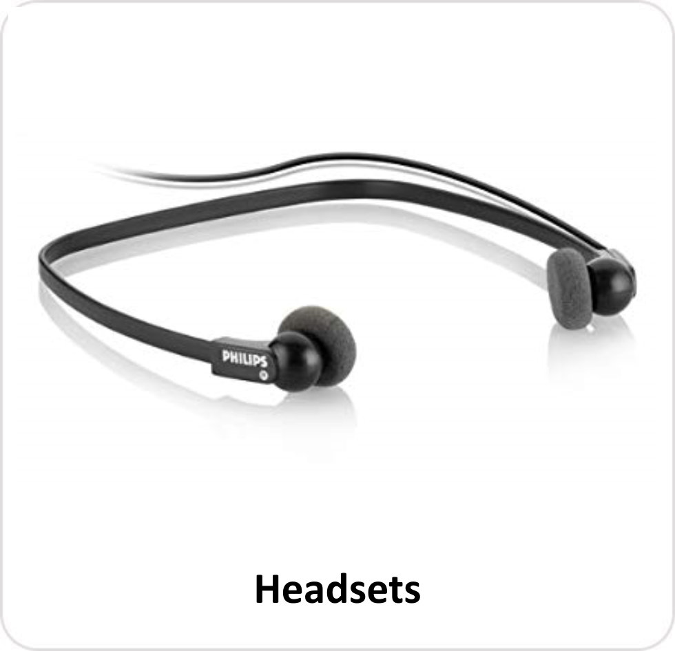 REP - Headsets