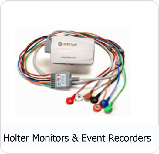 CAR- Holter Monitors & Event Recorders