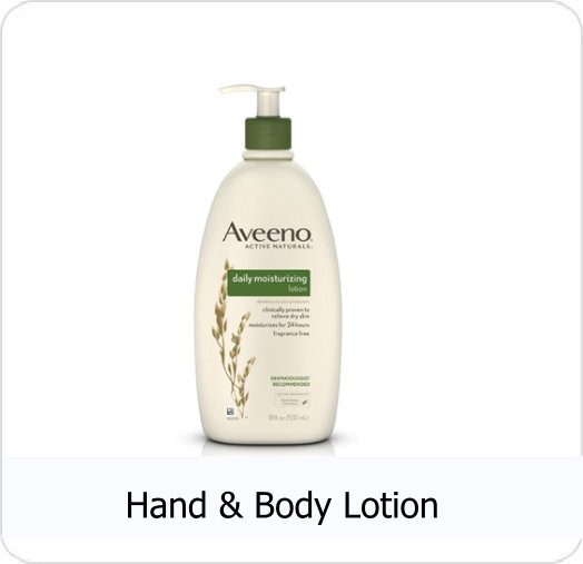 CLN - Hand & Body Lotion