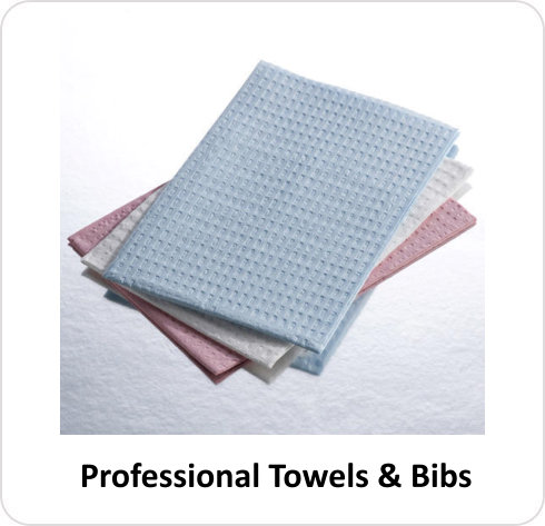 ERD - Professional Towels & Bibs