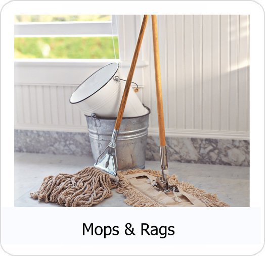 CRS - Mops & Rags