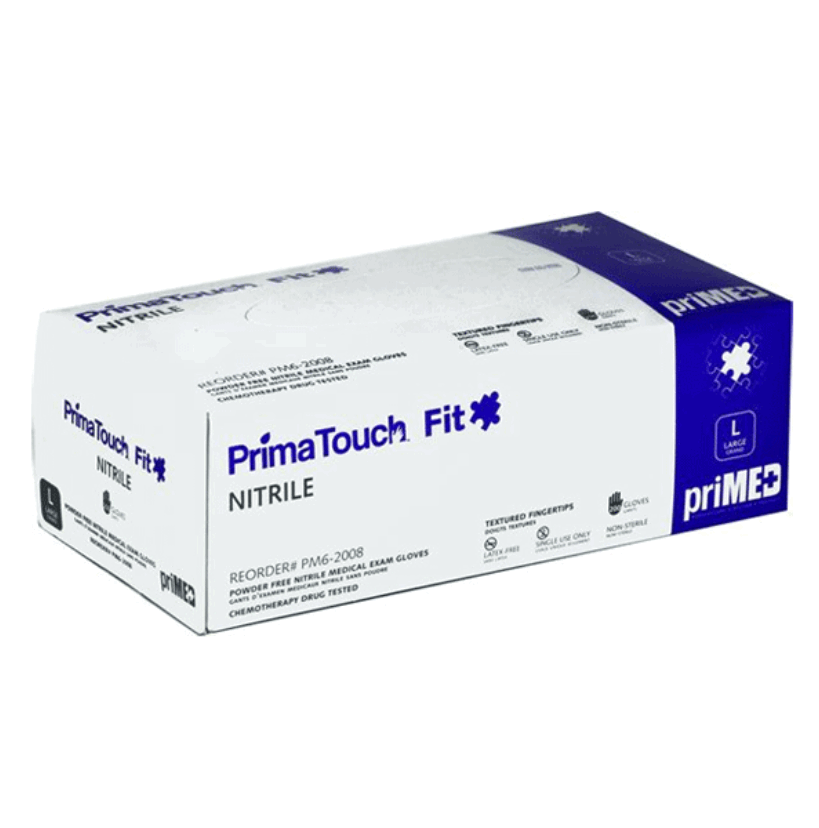 Glove Nitrile Primed Powderfree Violet
