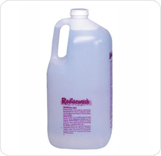 Solution Radiacwash Radiation  Decontaminant