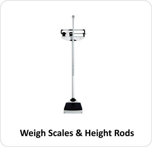 ERE - Weigh Scales & Height Rods