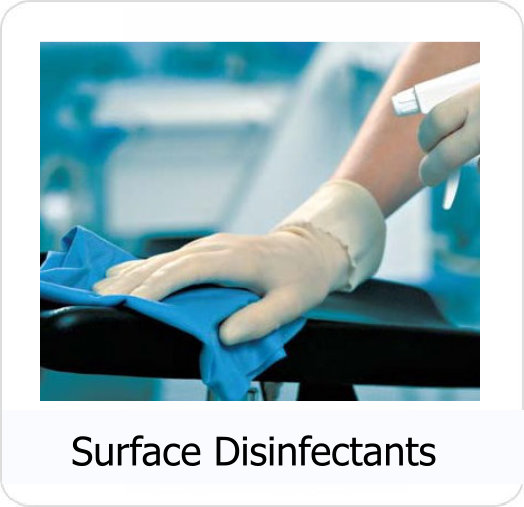 DIS - Surface Disinfectants