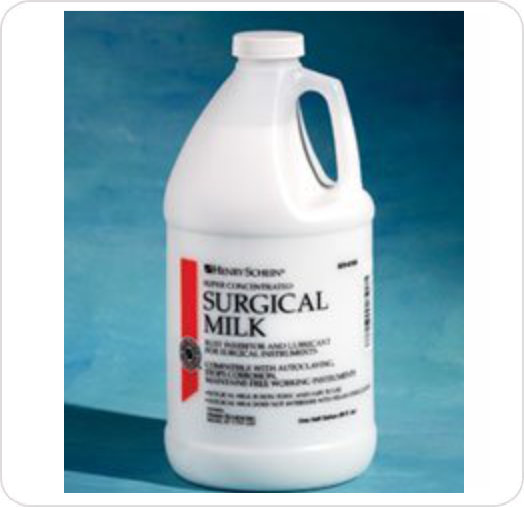 Lubricant Surgical Milk Pre-Autoclave