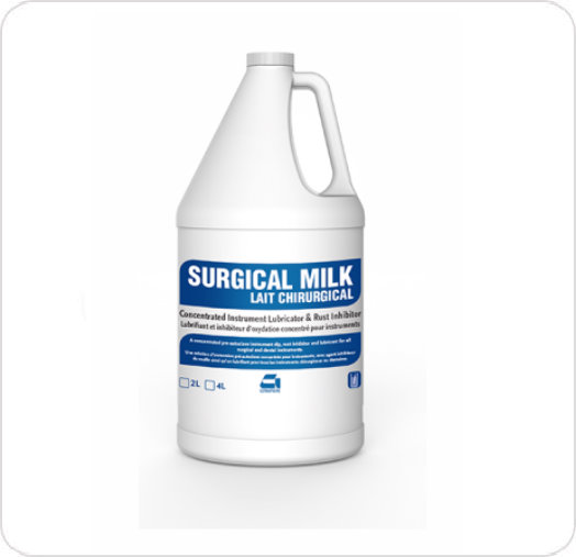 Cleaner Surgical Milk Pre-Autoclave Instrument Dip