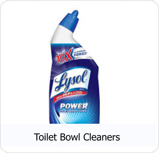 CRS - Toilet Bowl Cleaners