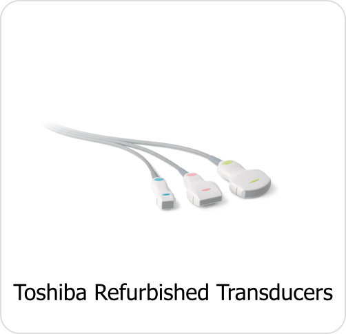 USS-Toshiba Refurbished Transducers