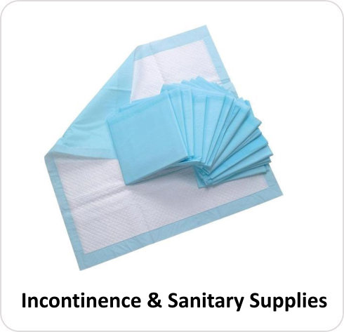 ERD - Incontinence & Sanitary Supplies