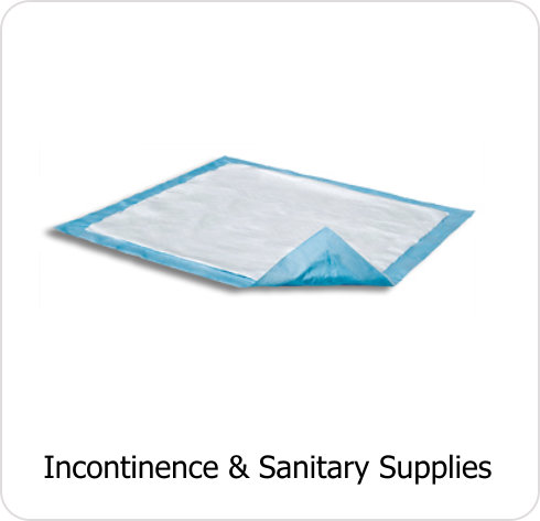 ERD- Incontinence Underpads Pads & Tampons
