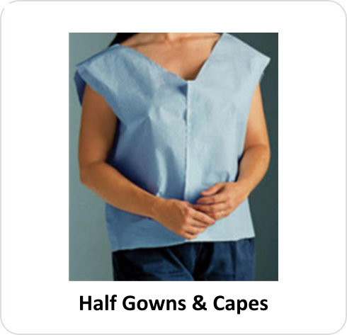 ERD - Half Gowns & Capes
