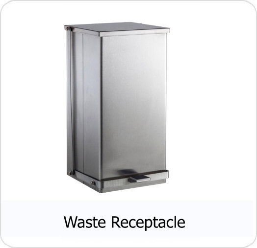 WMA - Waste Receptacle