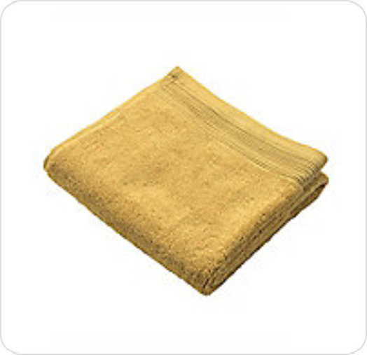 Hand Towel Yellow IN93724